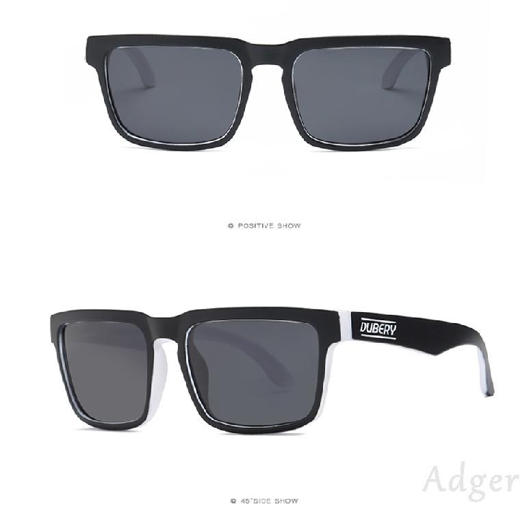 แว่นตากันแดดสะท้อนแสงโพลาไรซ์บุคลิกภาพกีฬาหลากสี 689