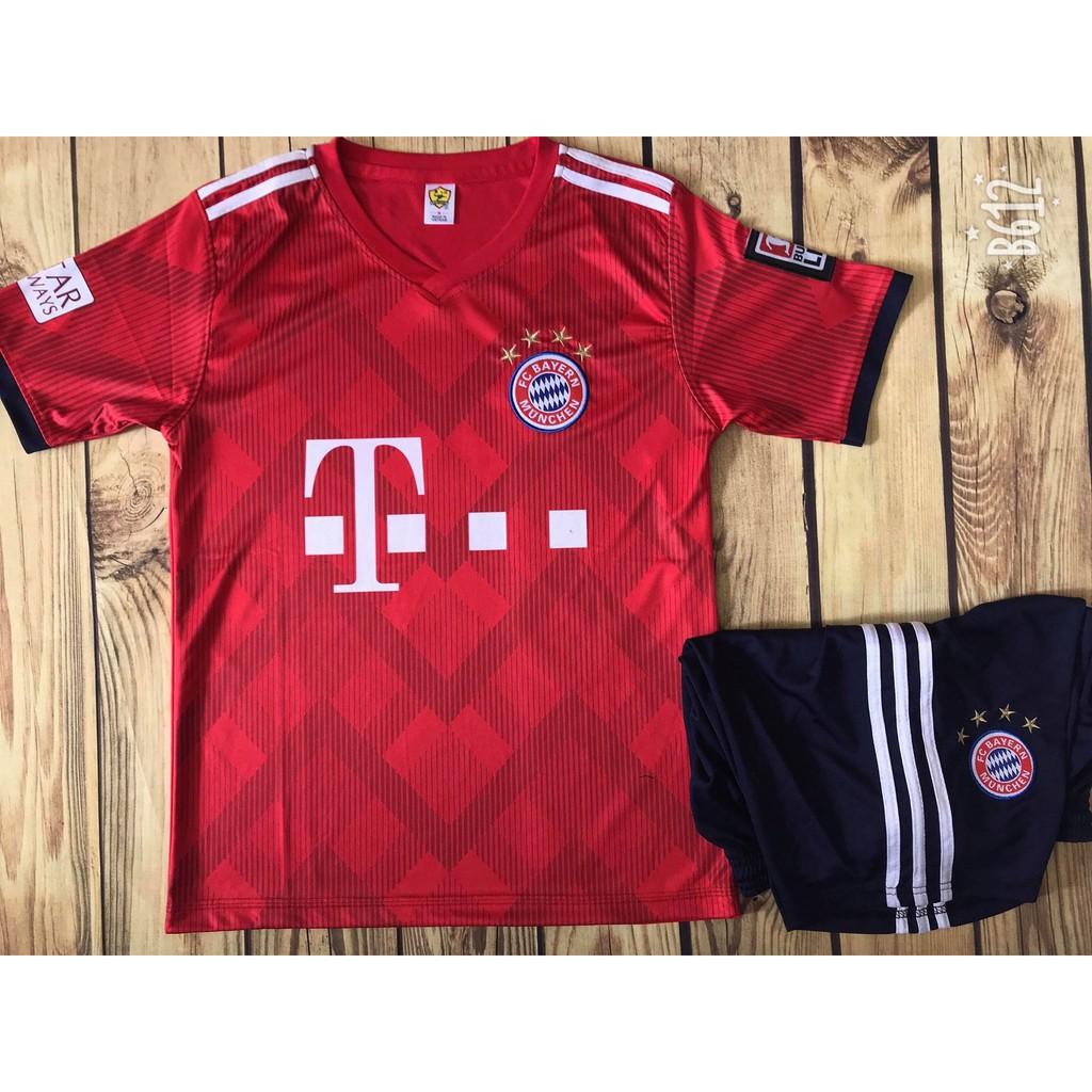 Quần áo đá banh, đá bóng Bayern Munich