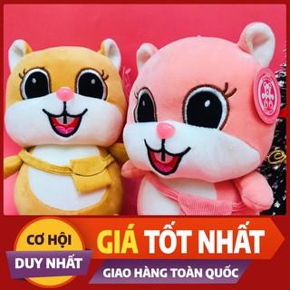 Gấu Bông Sóc Chuột Hamster Bông Đuôi Dài Ảnh Thật Shop Chụp – Cherry Gift Shop