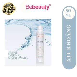 Xịt Khoáng Làm Dịu, Chống Kích Ứng Da Avène Thermal Spring Water 50ml - 1502606 thumbnail