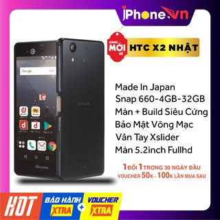 Điện thoại FUJITSU ARROWS F01K S660-4GB-32GB bảo mật võng mạc, vân tay, chống nước made in Japan