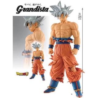 Mô hình Goku Ultra Grandista chính hãng – Dragon Ball