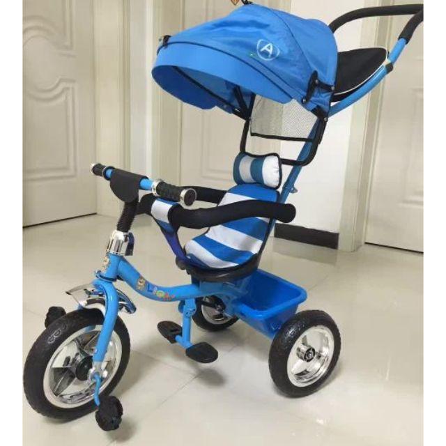 Xe đạp có cần đẩy cho bé ( Hàng sẵn)