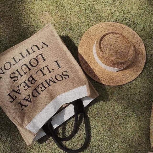 Túi xách nữ Cói 2 quai QC16620-1
