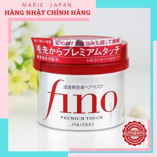 [CHÍNH HÃNG NỘI ĐỊA-CÓ Review] Kem ủ tóc FINO Siêu mềm mượt Shiseido Nhật Bản CÓ BILL