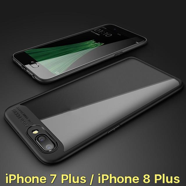 Ốp lưng dẻo trong suốt viền đen cách tân Autofocus cho iPhone 7 Plus / iPhone 8 Plus - 2837334 , 834528873 , 322_834528873 , 41000 , Op-lung-deo-trong-suot-vien-den-cach-tan-Autofocus-cho-iPhone-7-Plus--iPhone-8-Plus-322_834528873 , shopee.vn , Ốp lưng dẻo trong suốt viền đen cách tân Autofocus cho iPhone 7 Plus / iPhone 8 Plus