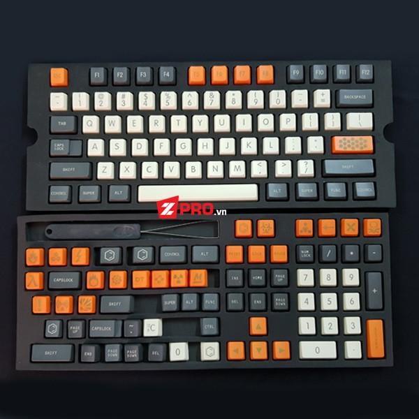 Bộ Keycap Thick PBT Carbon 145 phím - 2840061 , 1202408809 , 322_1202408809 , 1100000 , Bo-Keycap-Thick-PBT-Carbon-145-phim-322_1202408809 , shopee.vn , Bộ Keycap Thick PBT Carbon 145 phím
