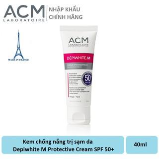 Kem chống nắng giảm nám và sạm da Depiwhite M Protective Cream SPF 50+ 40ml thumbnail