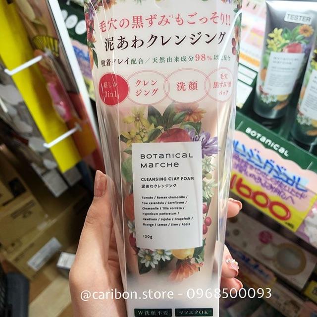 Sữa rửa mặt Botanical