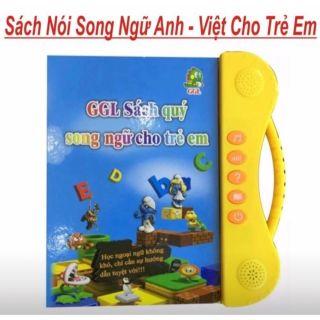 Sách nói điện tử song ngữ Anh Việt