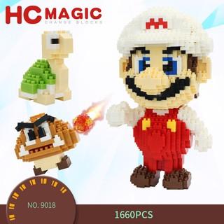 BILEGOX Lego nano HC magic 9018 NLG0010-15