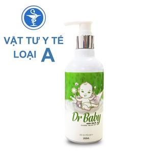 Nước Tắm Thảo Dược Cho bé Dr Baby 250ml Sạch Rôm Sảy, Mẩn Ngứa, Hăm Tã An Toàn Từ Thảo Dược thumbnail