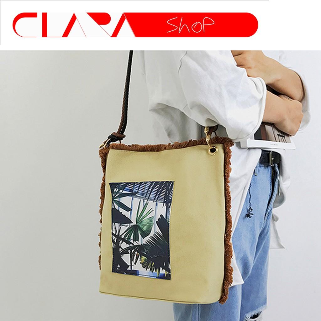 Túi ToTe Vải Thời Trang SD3207
