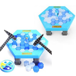 Save The Penguin Game Desktop Gaming Icebreaker Puzzle Demolishing Walls Paternity Interactive Game
