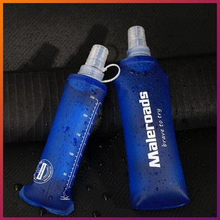 [ FREE SHIP ] – Bình nước mềm MALEROADS, bình nước thể thao chạy bộ, đạp xe, dã ngoại… siêu tiện lợi, an toàn sứ
