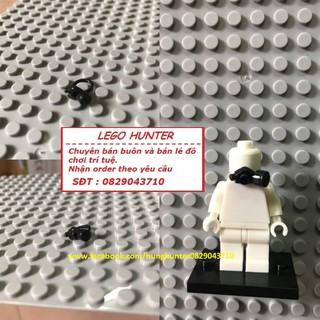 Lego Army phụ kiện Minifigures Mặt nạ chống khói thumbnail
