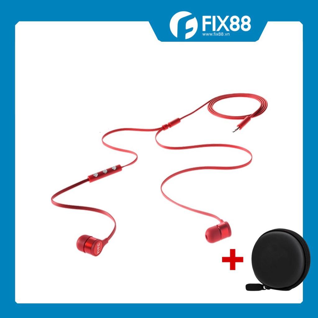 Tai nghe HTC E240 Pro Zin Siêu Bass-Tặng Bao Đựng