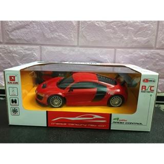 Xe điều khiển Racing đỏ (sạc pin)