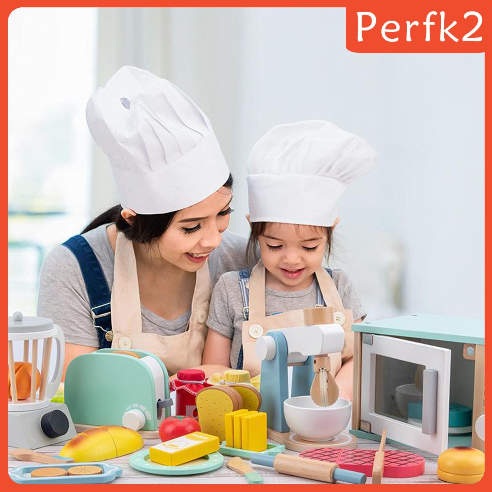 Bộ 2 Món Đồ Chơi Nhà Bếp Bằng Gỗ Cho Bé 3 Tuổi