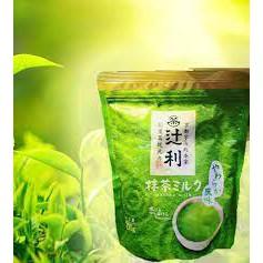Bột Trà Xanh Vị Sữa 200g , matcha milk Nhật Bản