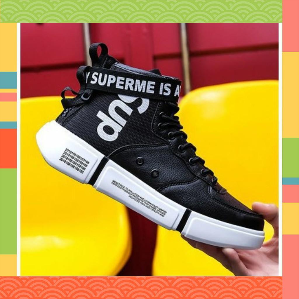 [Loại Tốt] Giày Thể Thao Nam Sneaker Thời Trang Giá Rẻ Style Hàn Quốc Mới Lạ Phong Cách [Rẻ Là Mua]
