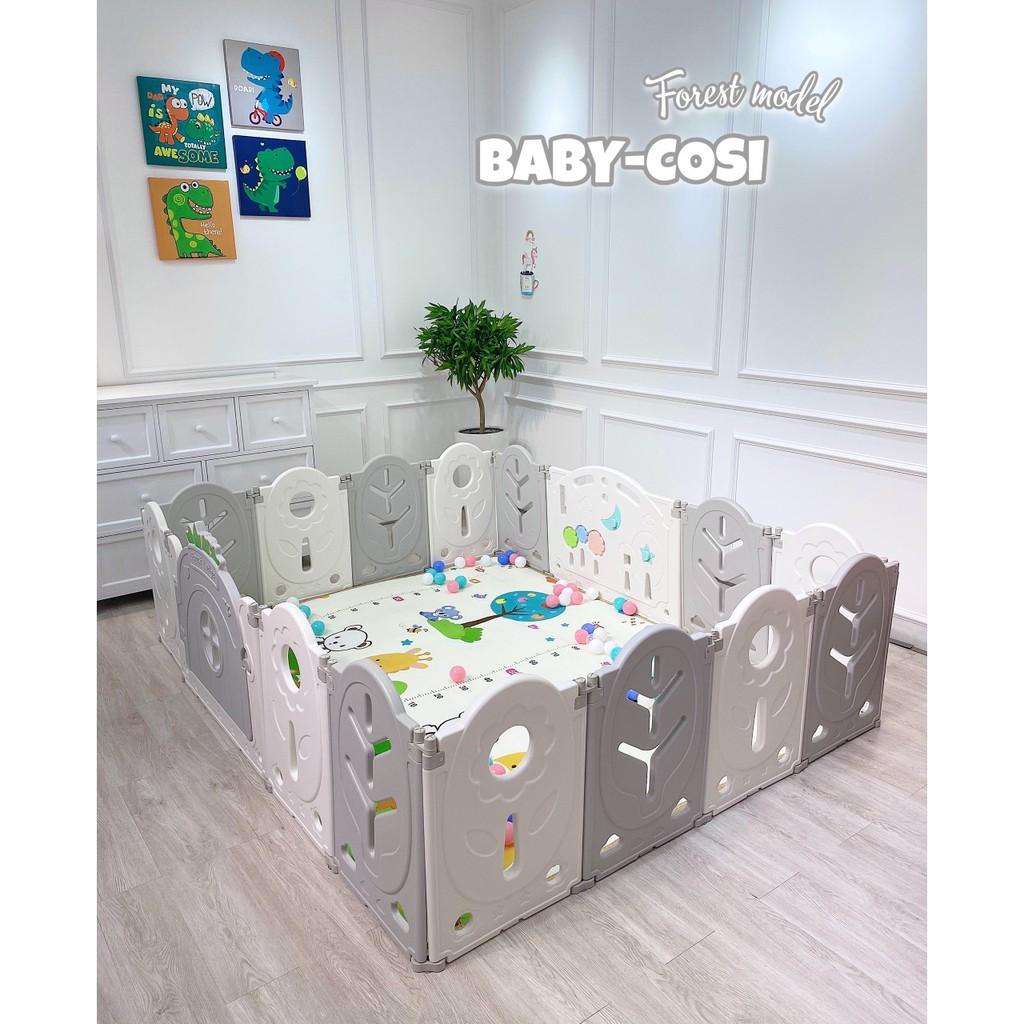 Quây cũi gấp gọn Baby Cosi dành cho bé