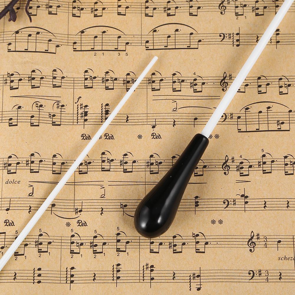 💛Qunjiajia💛Music Concert Rhythm Band Director Conductor Resin Baton Musical Instrument