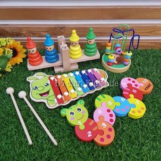Combo set 4 bộ đồ chơi thông minh