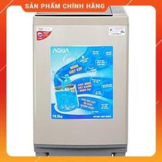 [ Miễn phí vận chuyển lắp đặt tại hà nội ] Máy giặt Aqua 10.5 kg AQW-FW105AT(N)