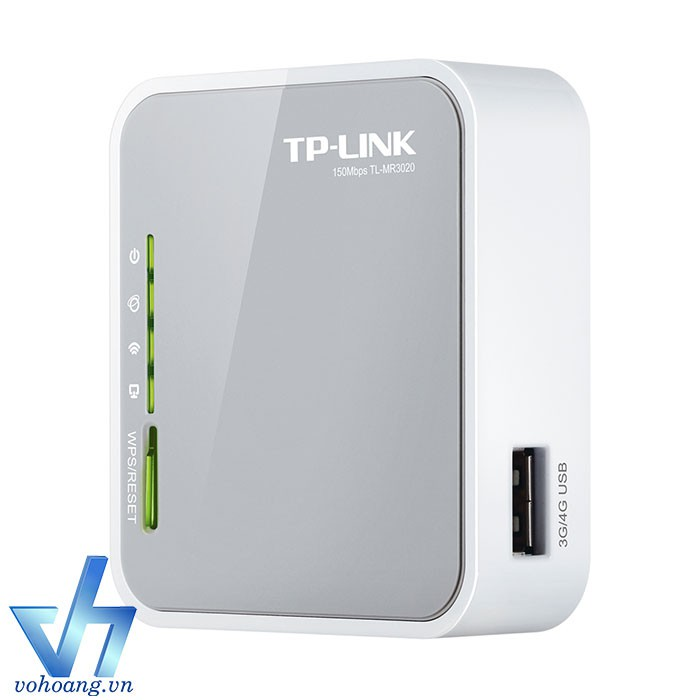 Bộ định tuyến di động 3G/3.75G TP-Link TL-MR3020