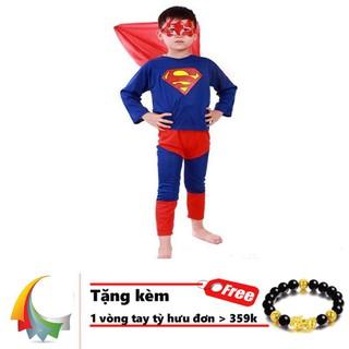 Bộ nhân vật Superman cho bé