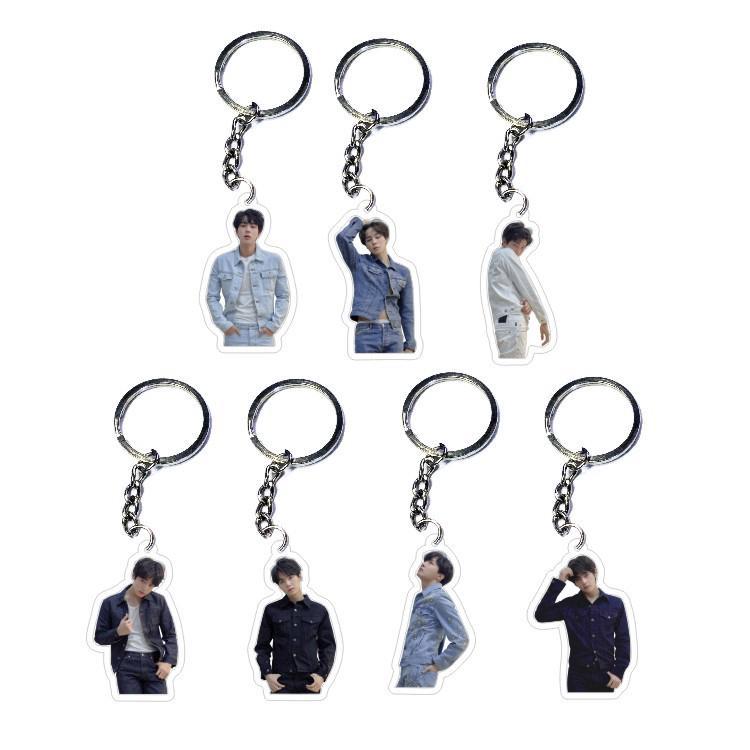 [KPOP] BTS Cowboy Keychain Holder Phone Holder