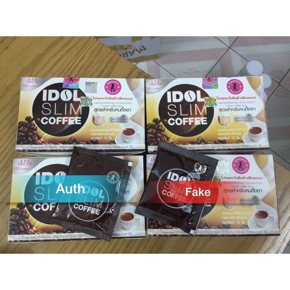 Cafe giảm cân Idol Slim Coffee - 2670730 , 134944060 , 322_134944060 , 60000 , Cafe-giam-can-Idol-Slim-Coffee-322_134944060 , shopee.vn , Cafe giảm cân Idol Slim Coffee