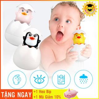 đồ chơi nhà tắm cho bé 💥QÙA TẶNG🎁 Trứng Phun Nước