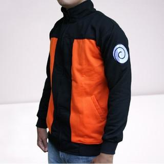 Áo Khoác Họa Tiết Naruto Shippuden Cá Tính Dành Cho Tuổi Teen / Size S / M / LXL
