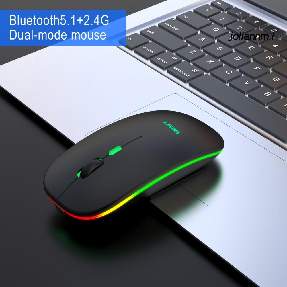 Chuột Chơi Game Bluetooth 5.1 2.4g Jm Ywyt G852