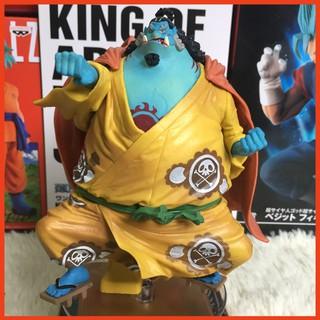[SALE][Giá Sốc]Mô hình Jinbei King of Art