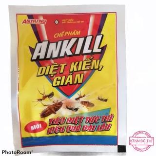 Chế phẩm diệt kiến, gián Ankill 10gr/ gói