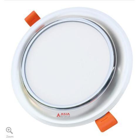 Đèn LED âm trần mặt cong viền bạc 7W đường kính 90mm ASIA - 3226585 , 957781674 , 322_957781674 , 180000 , Den-LED-am-tran-mat-cong-vien-bac-7W-duong-kinh-90mm-ASIA-322_957781674 , shopee.vn , Đèn LED âm trần mặt cong viền bạc 7W đường kính 90mm ASIA