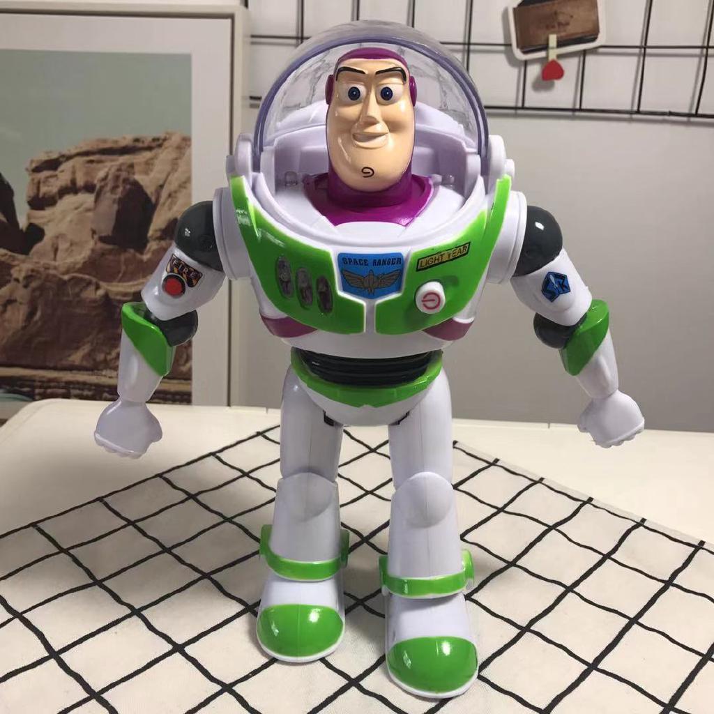 Câu chuyện đồ chơi Buzz Lightyear Lightning Boy Toy Doll