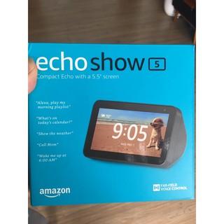Loa thông minh Amazon Echo Show 5 Mới Nguyên Seal