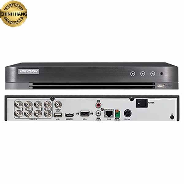 Đầu ghi hình 8 kênh Hikvision DS-7208HQHI-K1(S) 2.0M