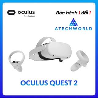 Oculus Quest 2 Kính Thực Tế Ảo VR 64GB 256GB - New Nguyên Seal - Có Xuất VAT thumbnail