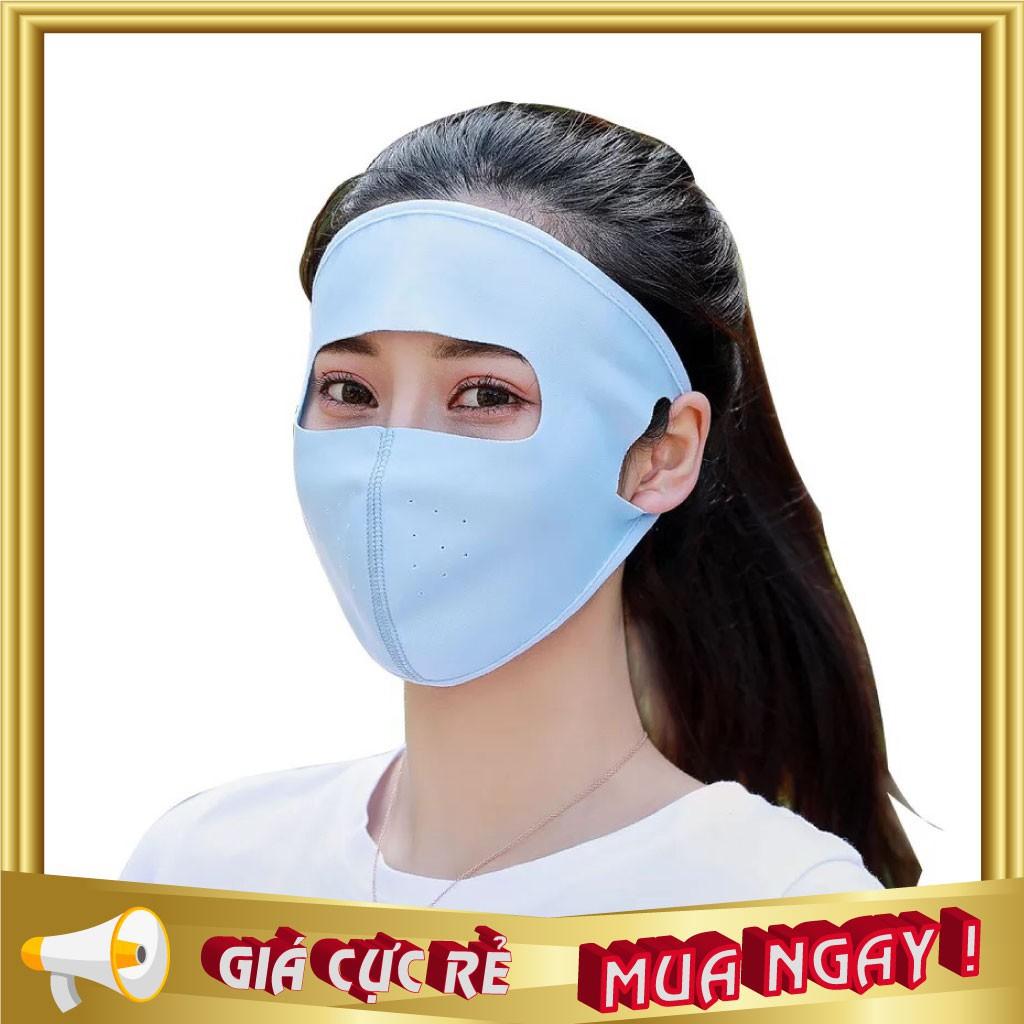 [HOT TREND]Khẩu trang Ninja kín mặt-Có bo viền