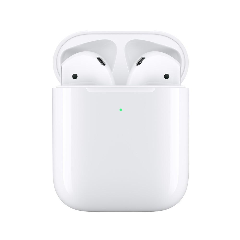 [TRẢ GÓP 0%] Tai nghe Bluetooth Apple AirPods 2 True Wireless sạc không dây – New seal