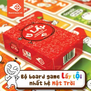 Bài UNO U Lầy Board game Coca