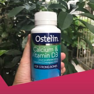 Ostelin Vitamin D Calcium cho bà bầu 130 viên của Úc