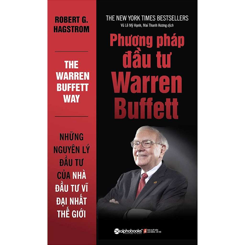 Sách - Phương pháp đầu tư Warren Buffett