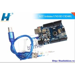 KIT Arduino UNO R3 CH340G
