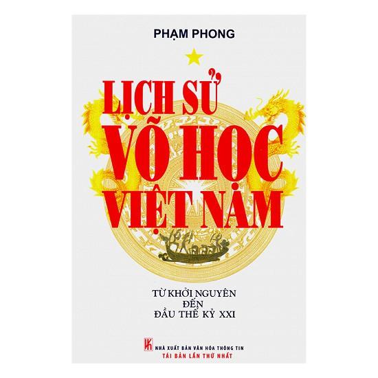 Sách - Lịch Sử Võ Học Việt Nam